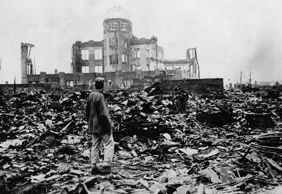 Ground Zero Hiroshima
